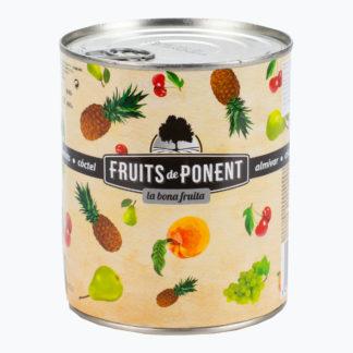 Conserva de còctel de fruita