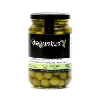 Olives Arbequines 220gr Degustus
