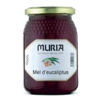 Mel d'eucaliptus 500gr
