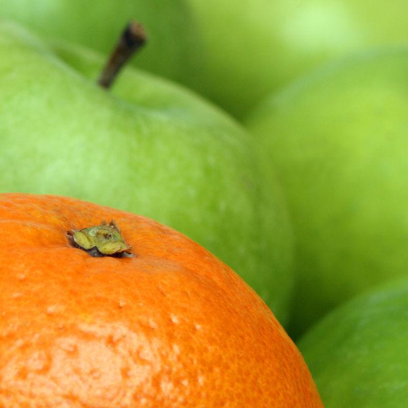 Fruita dolça i cítrics