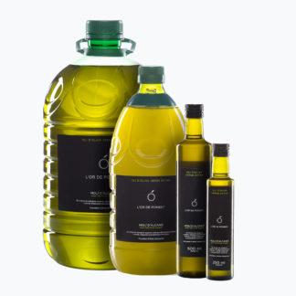 Oli d'oliva Verge Extra L'Or de Ponent